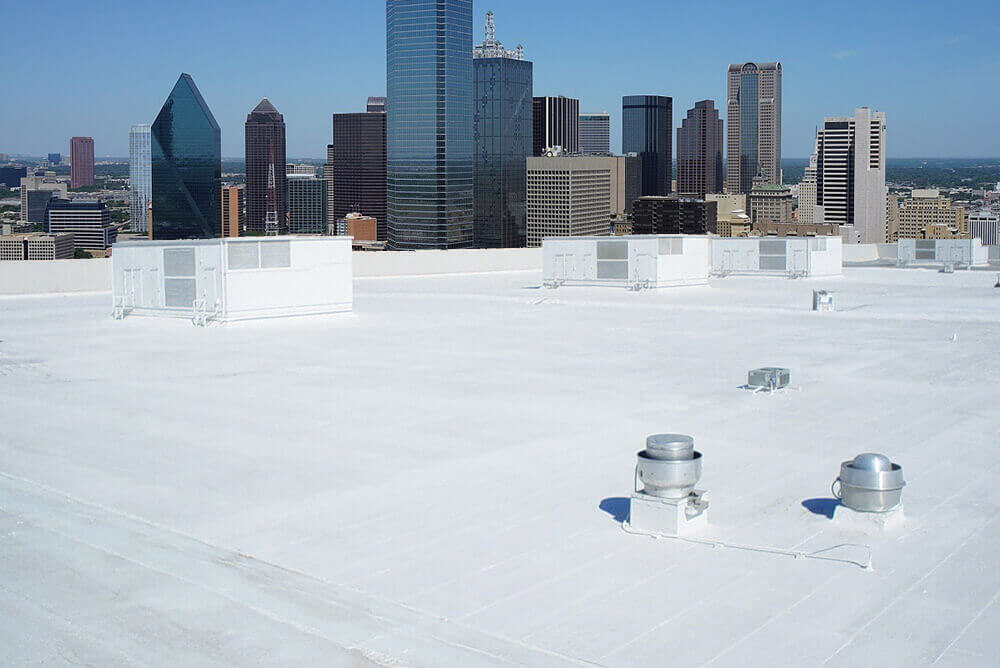 TPO Roofing Installation